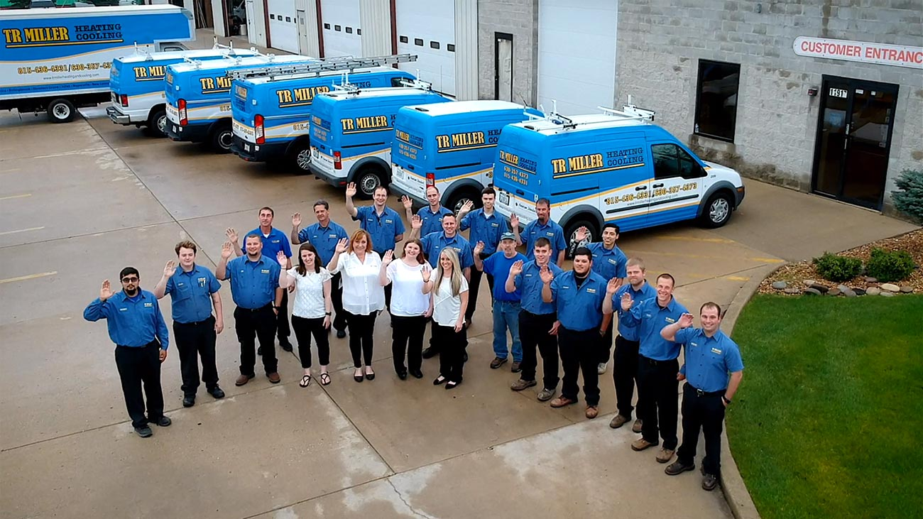 Plainfield Heating & Air AC Contractors - TR Miller Heating & Cooling